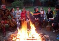 Hagyományörző tábor