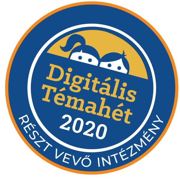 Digitális Témahét 2020